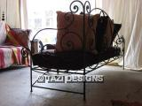 MOROCCAN IRON DAYBED
