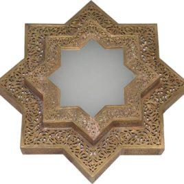 Ceiling fixture – Moroccan Star Lamp