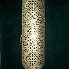 Moorish Sconce 0032