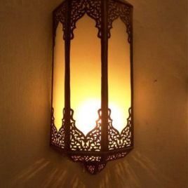 Mediterranean Wall Light – Santa Barbara