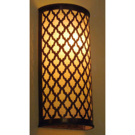 Mosaic – Moorish Sconce
