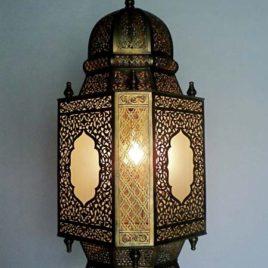 An Upscale Moorish Lantern – Riad Fez 22