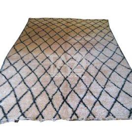 Beni Ourain Rug Morocco 10 feet