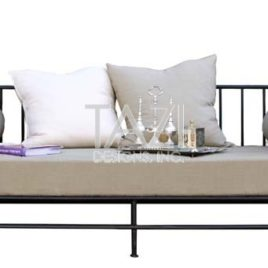 Moroccan Iron Day Bed – Jasmine