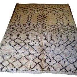 Beni Ourain Rug Morocco 5×8