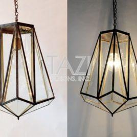 Moroccan Pendant Lantern 19