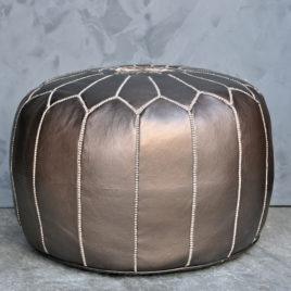 Bronze Pouf 20×14