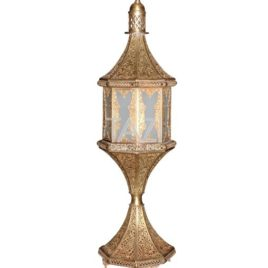 Moroccan Table Lamp 0004