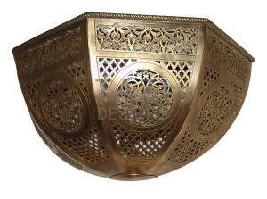 Moorish Sconce 0159