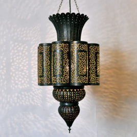 Moroccan Traditional Lamp – Sultan 31