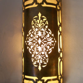 Moroccan Wall Sconce 04