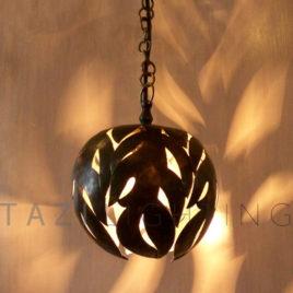 Moroccan Pendant Lamp – Leaf