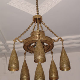 Moorish Chandelier – Copa