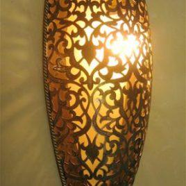 Moorish Wall Sconce – Bouclier