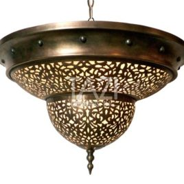 Modern Moorish Lamp – Piatto