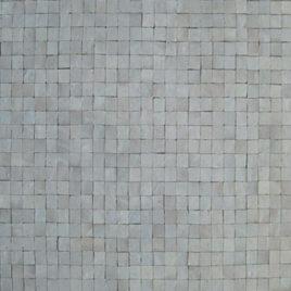 Moroccan Mosaic for Kitchen Backsplash – White Squares