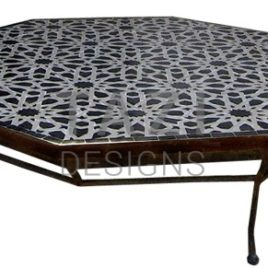 Tazi Designs Mosaic Coffee Table