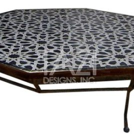 Moroccan Coffee Table – Octagonal