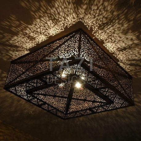 Moroccan Pierced Ceiling Light – 27