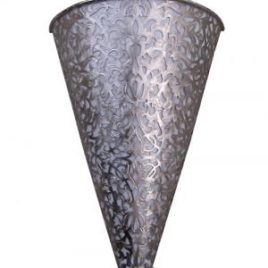 Moorish Wall Light Nickel Finish, Histria