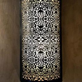 Brass Medina Hotel Moroccan Sconce