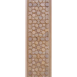 Architectural Wood work, Arabesque Carved Panel