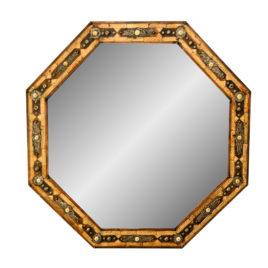 Octogonal Moroccan Mirror