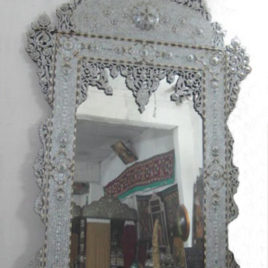 Decadent Mother-of-pearl Mirror