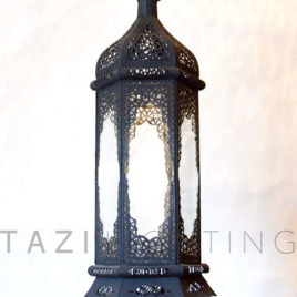 Moroccan Outdoor Lantern for Candle 023