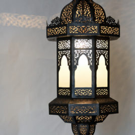 High End Moorish Chandelier – Monarch 8
