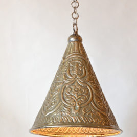 Moroccan Vintage Pendant Light – Tribal