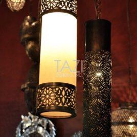Moorish Cylinder Pendant Lamp 15