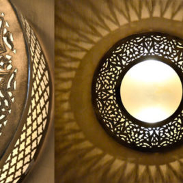 Morocco Ceiling Lamp 12