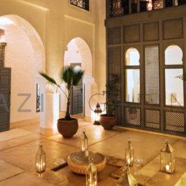 Mousharabi wood panel – Riad Adore
