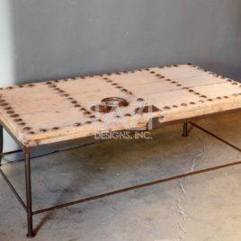 Moroccan Door Table