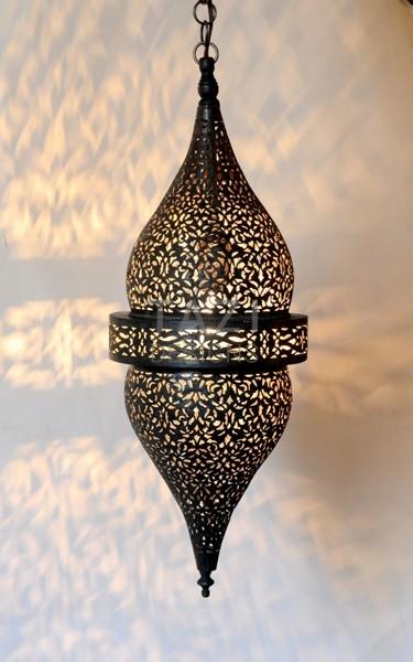 Upscale Moorish Light – Taj in Dark Bronze Finish
