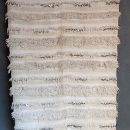 Handira Moroccan Wedding Blanket 76