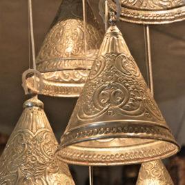 Moroccan Vintage Pendant Light – Tribal (Cluster)