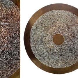Arabic Ceiling Light – Dish 52