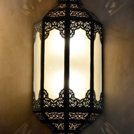 Mediterranean Wall Light – Santa Barbara Dark Bronze