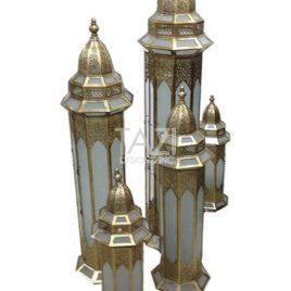 Moroccan Sitting Lanterns, Longa