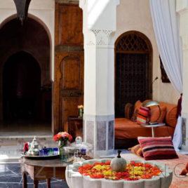 Moroccan Luxury Interior