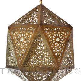 Geometric Moroccan Pendant – Liza