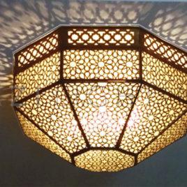 Lacework Ceiling Light Fixture