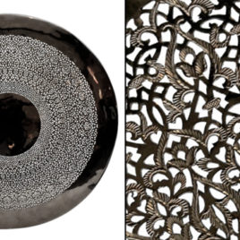 Orb Moroccan Ceiling Light