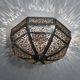 Filigree Ceiling Fixture Light 2