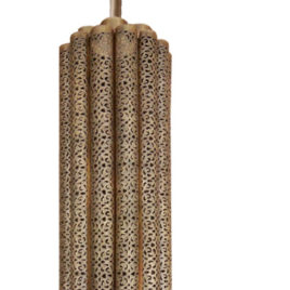 Contemporary Moroccan Sconce, Ponga