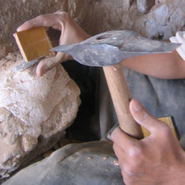 Preparation of Mosaic Tile