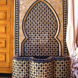 Fountain Marrakech
