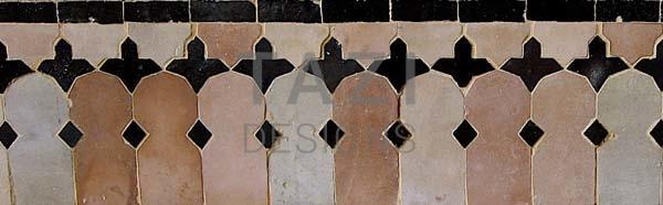 Mosaic Frieze 5